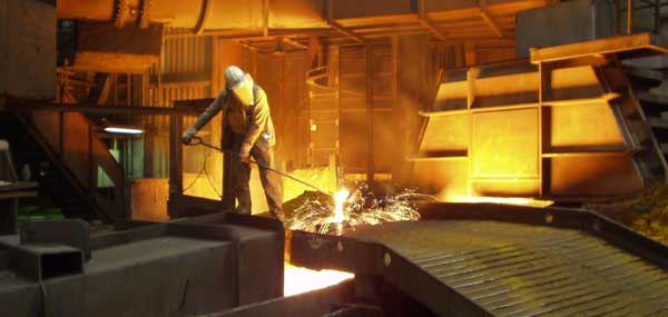 Service-Induction Furnace